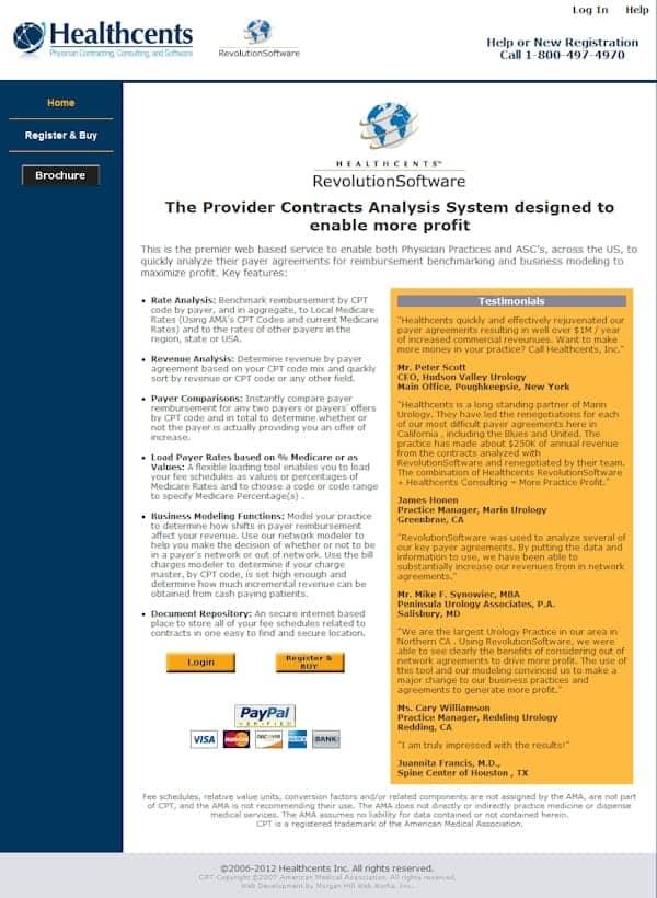 RevolutionSW Website - Salinas, CA
